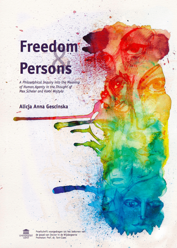 Alicja Gescinska - 2012 Freedom and Persons
