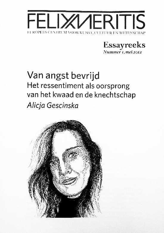 Alicja Gescinska - 2012 - Van angst bevrijd